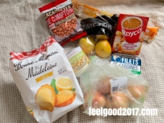 foods daily shopping